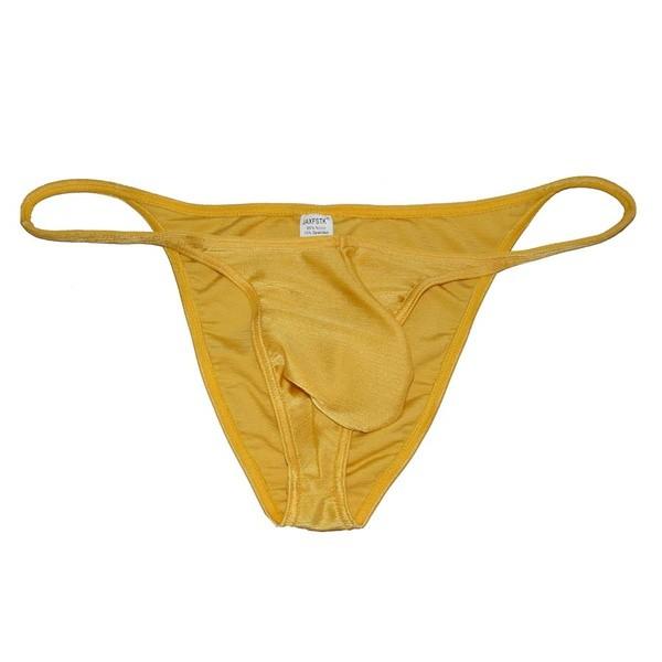 Men Secret Pouch Bikini Briefs Underwear Skimpy Briefs Beach Pants Mini Boyshort