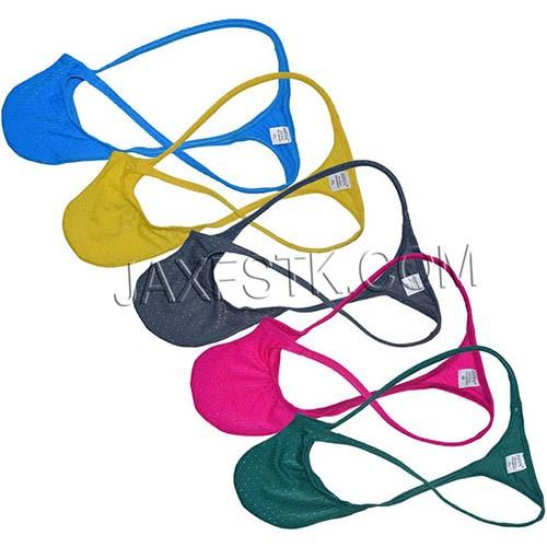 Sexy Pouch G-string Lingerie Men Bikinis Thong Underwear Bulge  Jock Strap  Swim Shorts TS703-6N