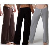 Wide leg Men's Casual long Trousers pants Size S/M/L  MU519