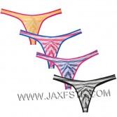 Sexy Men's Grille Bikini Thongs U-briefs T-Back Lingerie jockstrap gay men thong jockstrap g string jock strap underwear