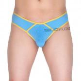 Mens Underwear Boxers Breath Holes Bikini Boxers sexy boxershort Underwear Male Bikini Elastic Micro Boxers